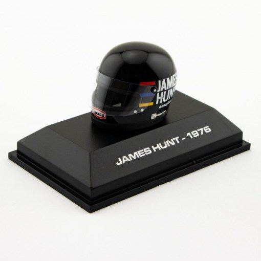 Mini Helmet 18 James Hunt 1976