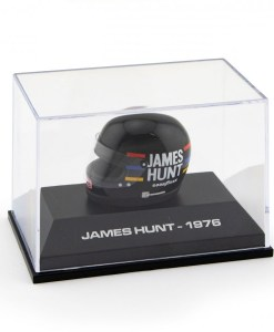 Mini Helmet 18 James Hunt 1976ù