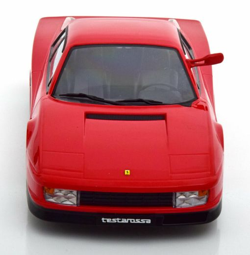 Modellino Ferrari 1 18 Testarossa Monospecchio KK frontale