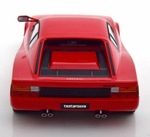 Modellino Ferrari 1 18 Testarossa Monospecchio KK retro