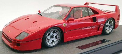 Modellino Top Marques 112 Ferrari F40 Rosso 1987 1