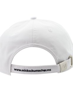 Cappellino Mick Schumacher adulto Under Armour 2020 white 5