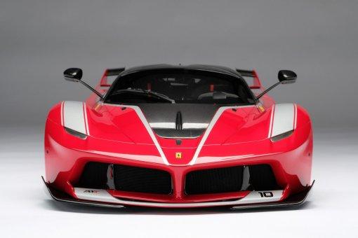 Modellino Auto Amalgam 18 Ferrari FXXK Rosso Limited Ed 199 pcs. copia scaled