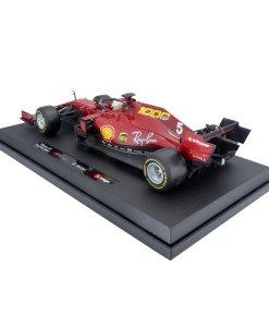 Modellino Auto F1 118 Ferrari Racing SF1000 Tuscan GP 2020 16 Leclerc Vettel 5