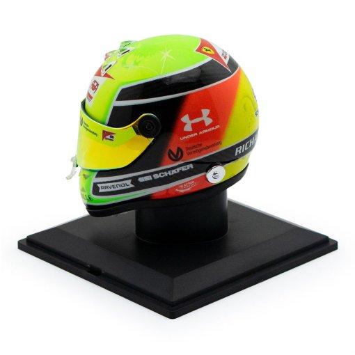 Mick Schumacher miniature helmet 2020 14 lato