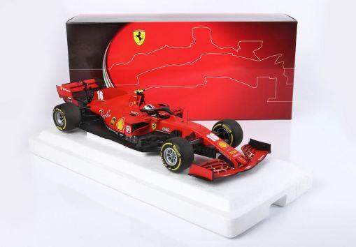 Modellino F1 BBR Models 118 Ferrari Sf1000 Charles Leclerc 2020 Red Bull ring