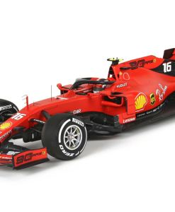 Modellino F1 Bbr Models 118 Ferrari SF90 C. Leclerc Australian GP 2019 2