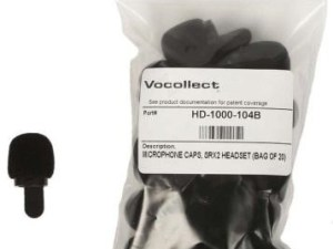 SRX3 MICROPHONE CAPS, BAG OF 20