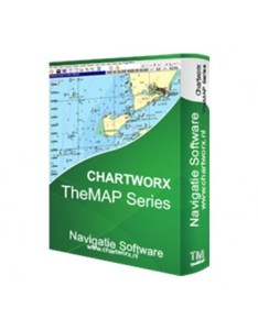 Chartworx electronic chart system themap navigator softwareg also rh storesdefence