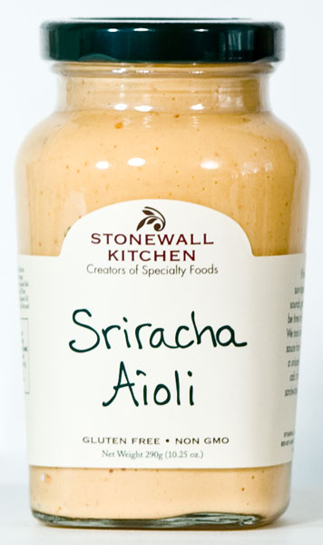 stonewall kitchen aioli industrial islands gourmet goodies sriracha national click to zoom