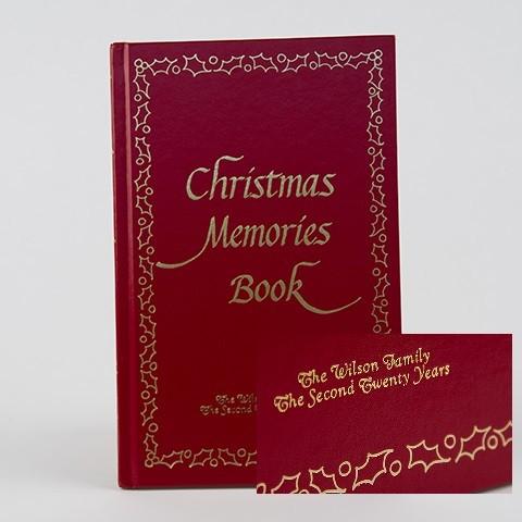 EMBOSSED CHRISTMAS MEMORIES Mystic Seaport Web Store