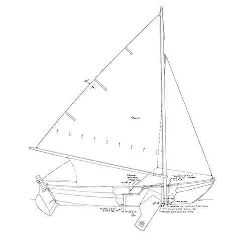 Small Power Boat Plans Dory Fishing Dory Plans Wiring