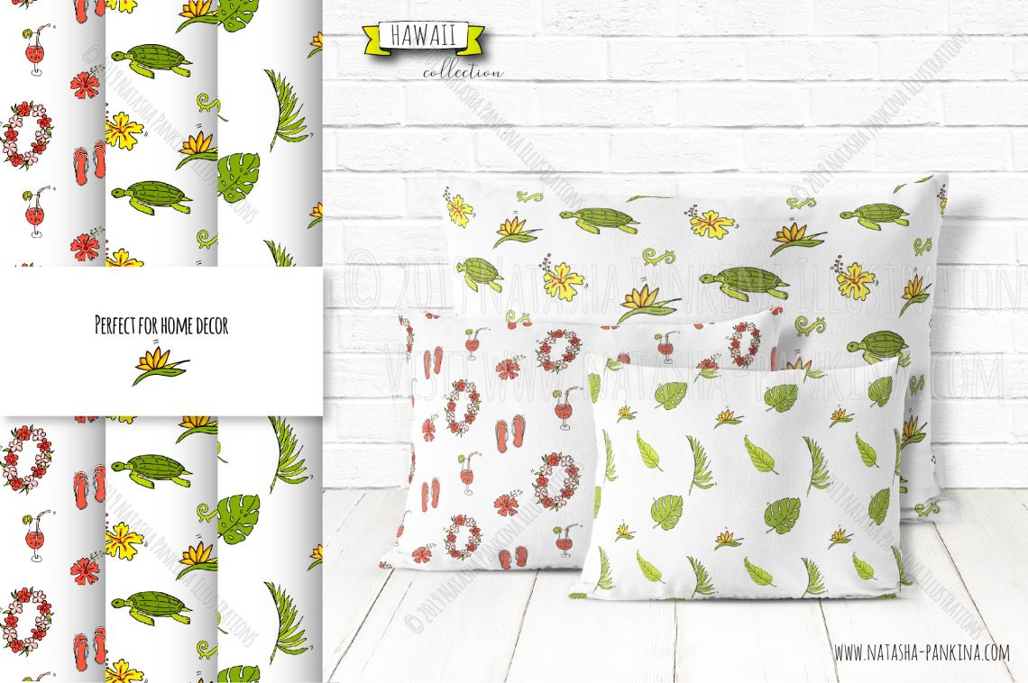 description: Hand drawn doodle Tropical flora and fauna on white background. Vector illustration of cute objects. Cartoon sketchy drawing for printed on Throwing pillows. Seamless pattern. Unseamed texture.    illustrator: Natasha Pankina Natasha Pankina https://store.natasha-pankina.com/copyright-notice-per-image-metadata/ keywords: aloha, america, background, bay, beach, beautiful, black, caribbean, cartoon, cruise, design element, doodle, element, exotic, fashion, forest, freehand drawing, geometric, graphic design, hand drawn, hawaii, hawaiian, holiday, icon, icon set, illustration, isolated, leaf, nature, object, organic, outlined, palm, palm tree, paradise, pattern, repeat, scrapbook, sketch, symbol, textile, texture, travel, tree, tropical, USA, vector,