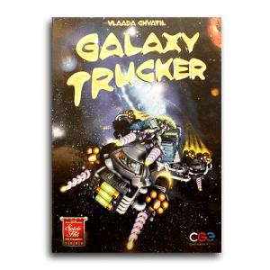 Galaxy Trucker Game & Novel