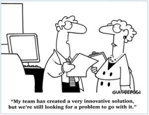 Innovative Cartoon