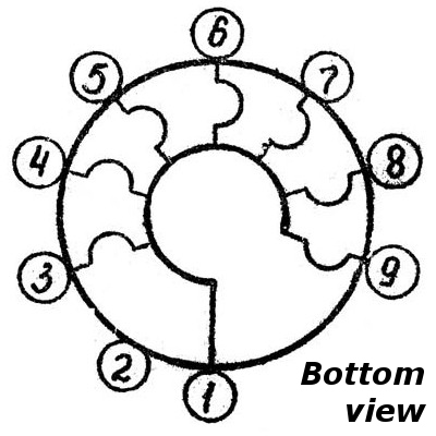 Iv 9 Numitron Tubes The Junkbox