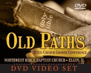 2016 Old Paths DVD Set