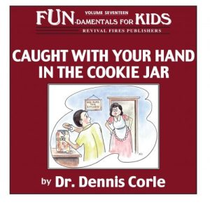 Caught with your hand in the Cookie Jar