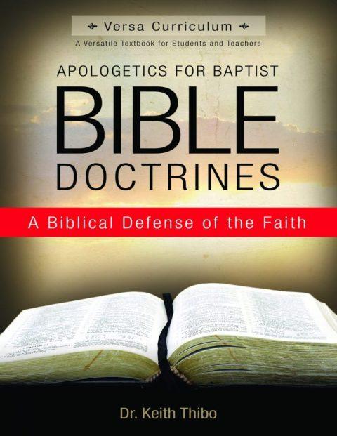 Versa Curriculum: Bible Doctrines