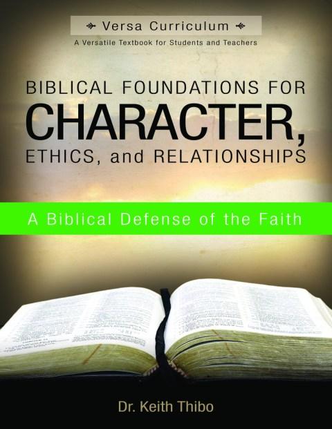 Versa Curriculum: Bible Character