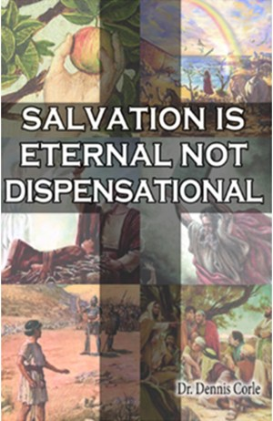 Salvation Is Eternal