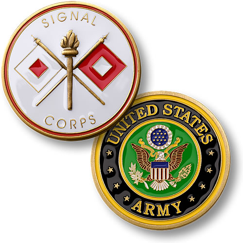 Army Corp Communication