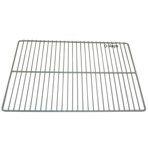 Continental 5-266 Wire shelf. 16-1/2 x 23-7/8 Grey epoxy