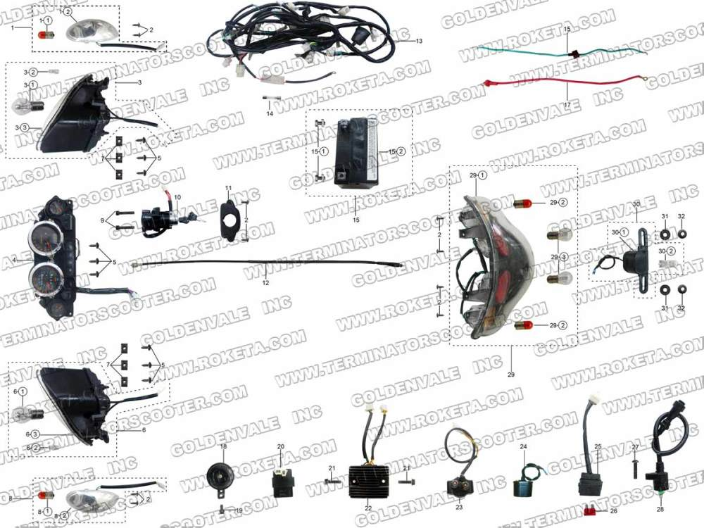 medium resolution of mc54 rh roketa com roketa 250 atv wiring diagram roketa bali 250 wiring diagram