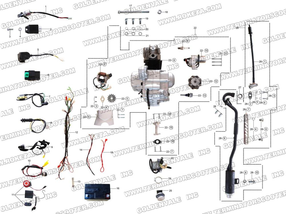 medium resolution of chinese 110cc parts diagram electrical work wiring diagram u2022 tao 110cc atv wiring diagram ata
