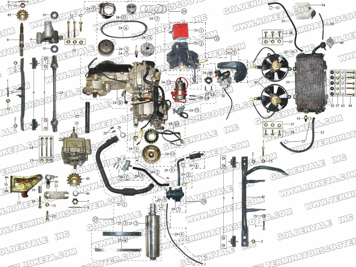 hight resolution of roketa 250 buggy wiring diagram turn signal switch wiring dune buggy light wiring diagrams volkswagen dune