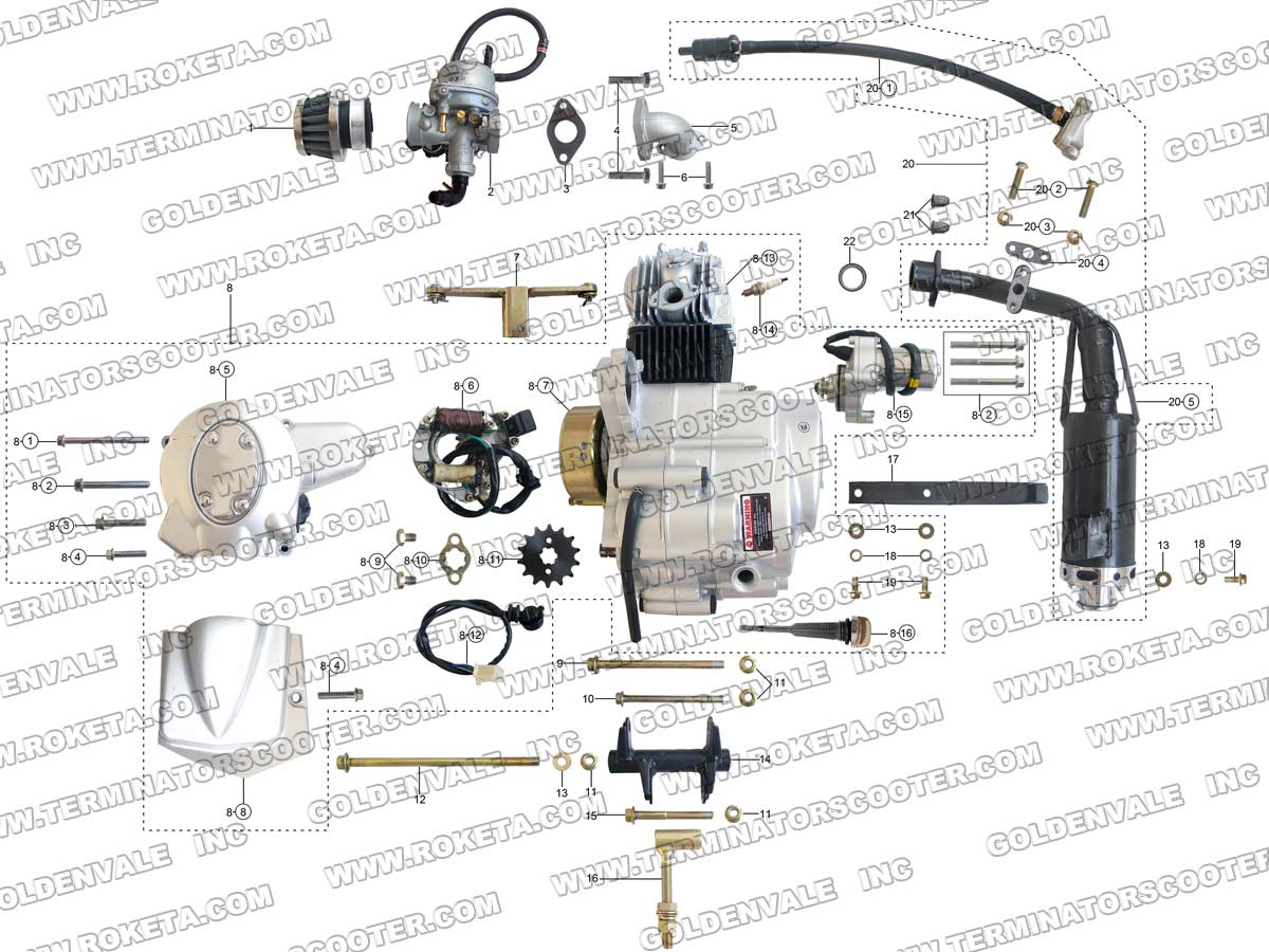 hight resolution of roketa atv wiring schematic roketa free engine image for roketa 250cc wiring diagram roketa wiring diagram