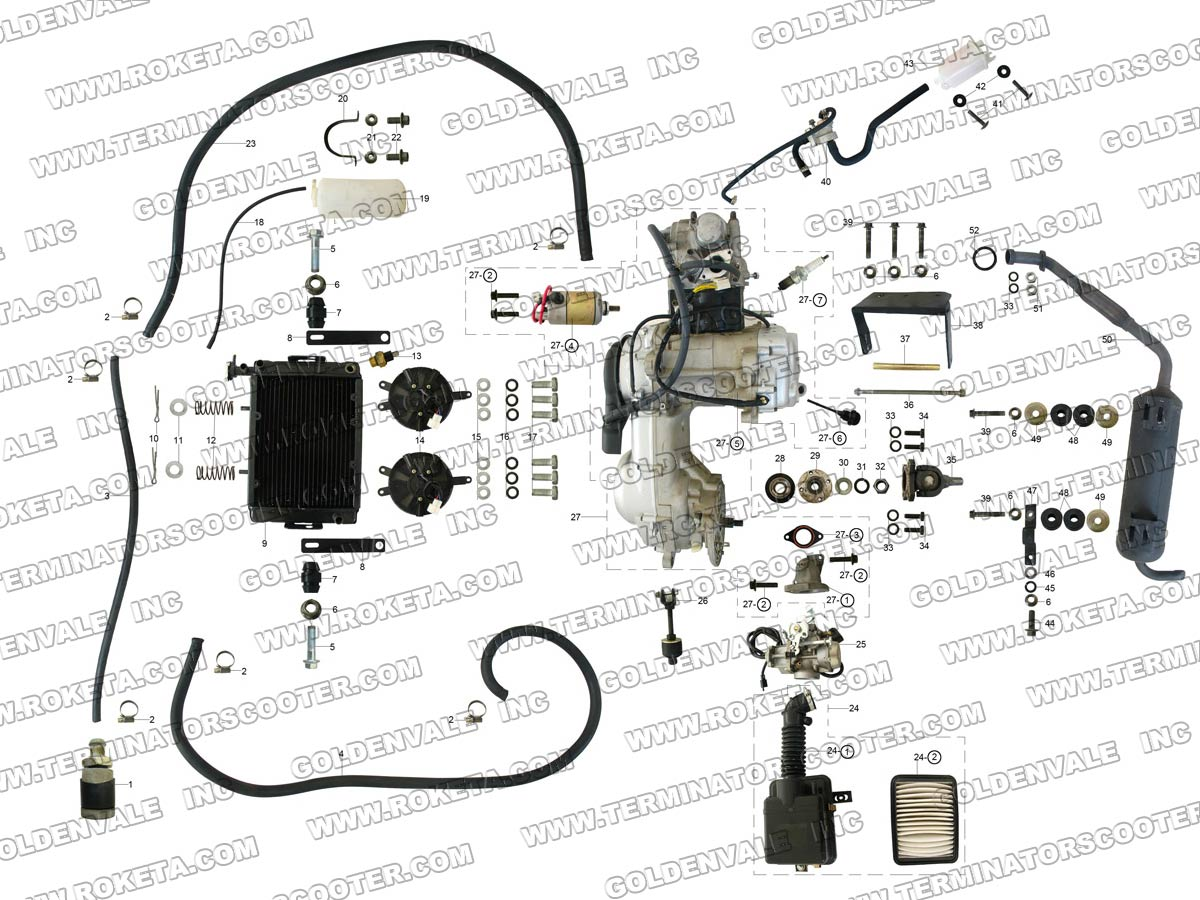 110cc Atv Wiring Diagram Voltage Regulator. Diagram. Auto