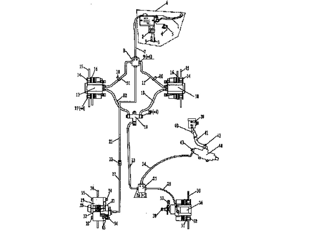 317237 Giovanni 110 Wiring Diagram 4 Yamoto 110 ATV Wire