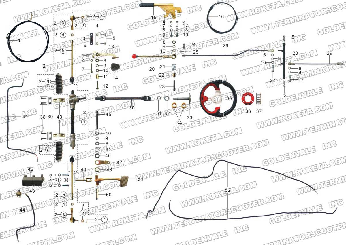 roketa 150 wiring diagram detailed motherboard gk 01 free engine image for