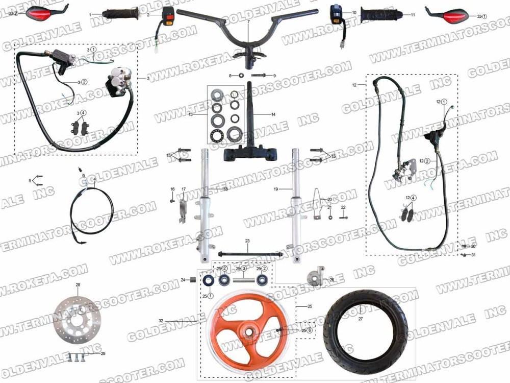 medium resolution of 49cc pocket bike wiring diagram diagram auto wiring diagram