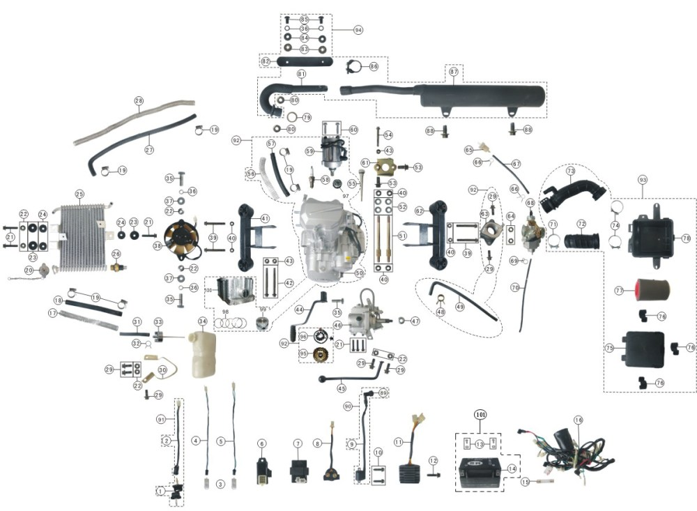 medium resolution of gy6 150cc engine diagram wiring library rh 93 evitta de gy6 go kart gy6 250cc carburetor diagram