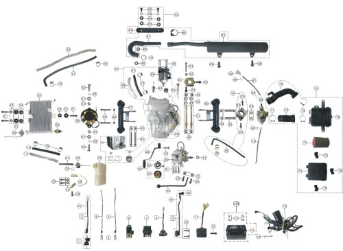 small resolution of gy6 150cc engine diagram wiring library rh 93 evitta de gy6 go kart gy6 250cc carburetor diagram