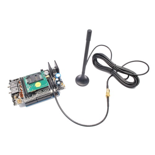 GSM/GPRS & GPS shield for Arduino- Shield Arduino that can