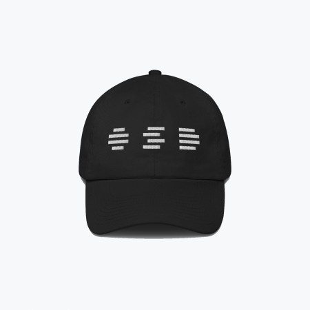 OSD logo hat in blac
