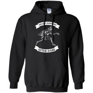 Death Dodgers Pullover Hoodie