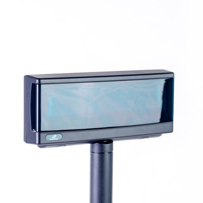 imageCheckstand Pole Display