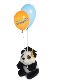 Lin Lin Balloon Holder | Pandas International Store
