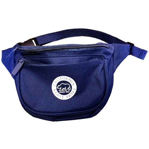 California State Park Fanny Pack