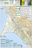 National Geographic Mount Tamalpais, Point Reyes Map