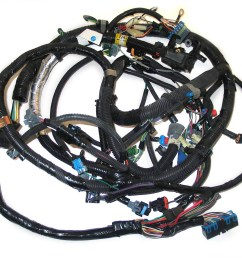 12167747 oem tbi engine wire harness for 5 0l 305 5 7l 350 gm rh store partshighway com gm tbi wiring harness chevy tbi system [ 1500 x 1272 Pixel ]