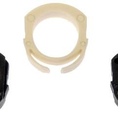 fuel filter line clips dorman 800 021 fits 99 203 volkswagon golf vw jetta [ 1500 x 800 Pixel ]