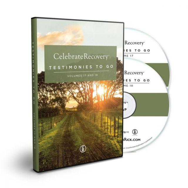 Testimonies to Go Vol. 18-18