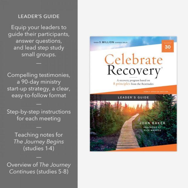 Celebrate Recovery Program/Curriculum Kit