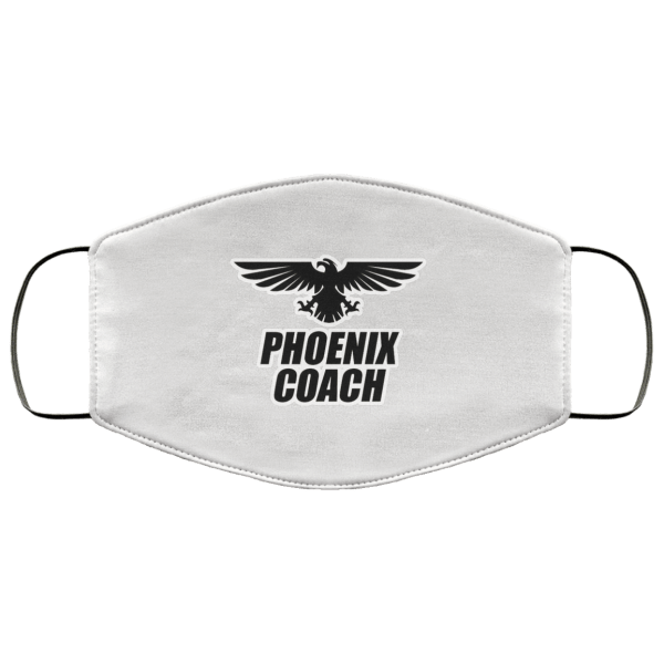 Phoenix Coach Face Mask