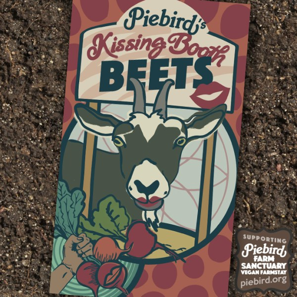 Kissing Booth Beets - Heirloom Seeds